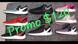 Zapatillas promoción