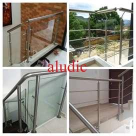 Trabajamos todo lo relacionado a la carpintería en Aluminio y Madera.