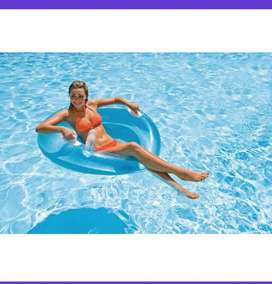 Dona inflable piscinas