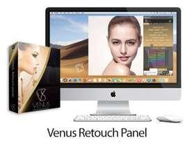 Venus Retouch Panel 3.0 – Mac/Win -  Plugin + Photoshop CC