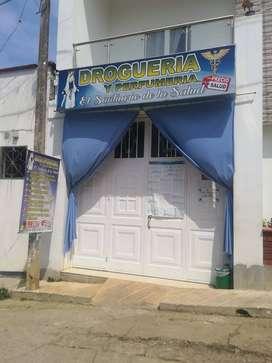 Se vende Droguería en Páramo - Santander