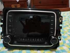 Radio original y nuevo marca Mopar para Fiat Uno Way