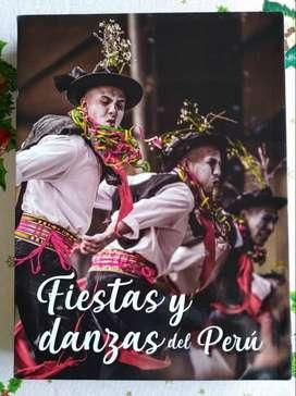 Libro: Fiestas y Danzas del Perú BCP