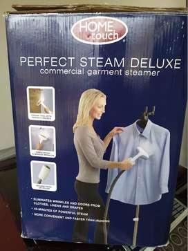 Se vende plancha vapor vertical home touch