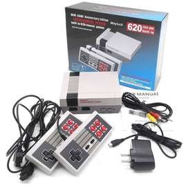 Consola Retro Super Mini 620 Juegos Nintendo