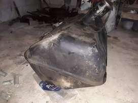 tanque de combustible original del HINO FB