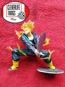 FIGURA TRUNKS DEL FUTURO USADA PERFECTO ESTADO