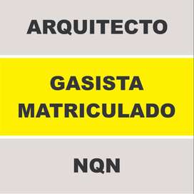 Arquitecto Gasista Matriculado