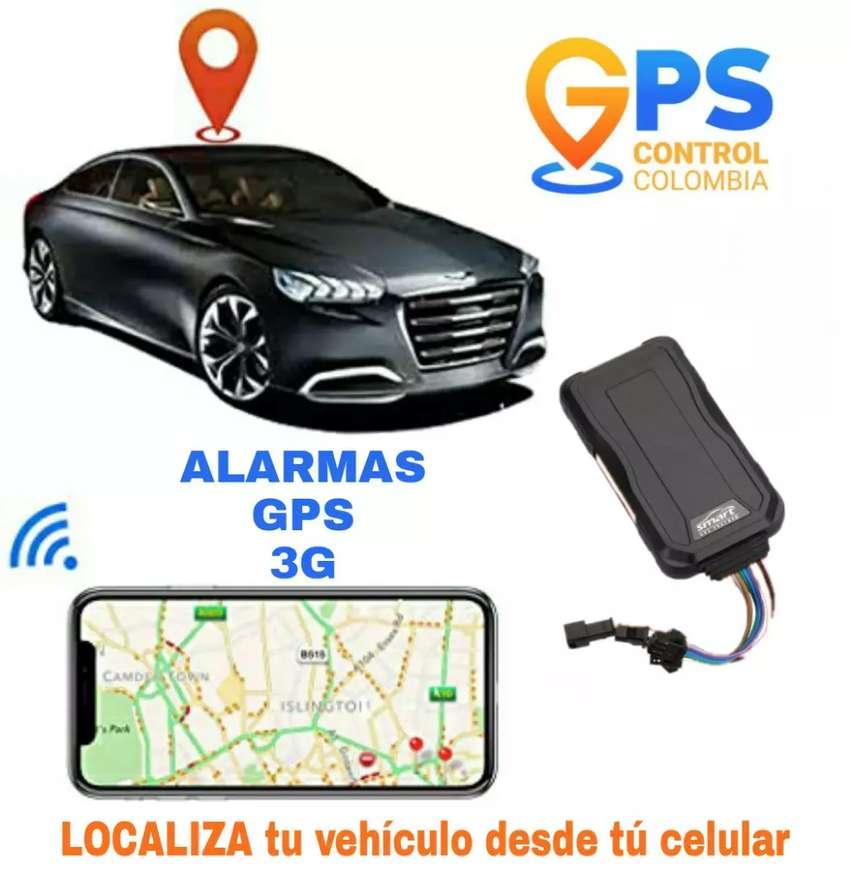 GPS RASTREO SATELITAL