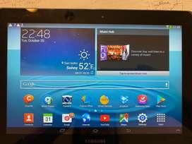 Tablet samsung tab 2 10.1