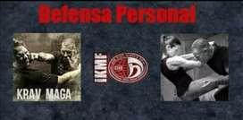 Clases defensa personal(krav maga)