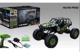 Carro Jeep Control Remoto 4x4 Monster Truck