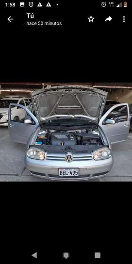 Volkswagen golf del 2001