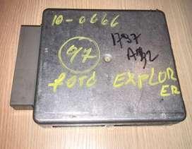 Ecu pcm compu ford explorer