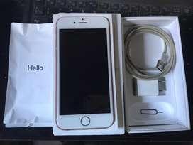 Inpecable iphone 6s 32gb en caja original con bateria nueva