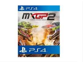 JUEGO PS4 MOTO MXGP 2