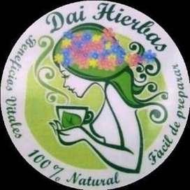 Grama Dai, Hierbas naturales, depurador del organismo,  mardel y zona