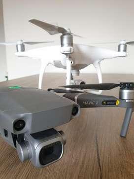 Servicio de Video y Fotografía con Drone, Colombia Alquiler y filmación aerea