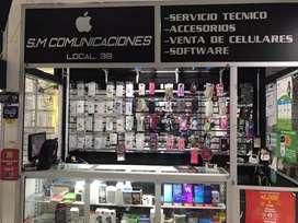 Se vende local de celulares en Cuba (la esquina del celular)