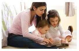 niñera y servicio domestico