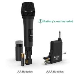 Microfono Profesional Inalambrico Fifine K025 Uhf