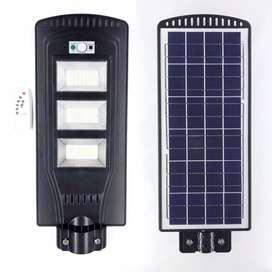 Lampara Solar 120W