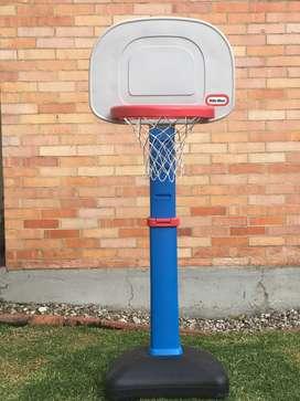 Cancha de Baloncesto Niños