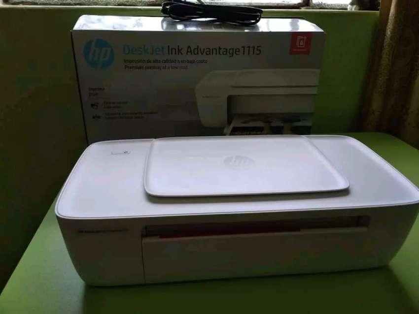 Impresora HP 1115 0