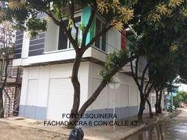 EDIFICIO DE 4 PISOS EN CONSTRUCCION
