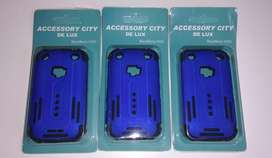 Lote 3 fundas celular Blackberry 9320 FundasJess