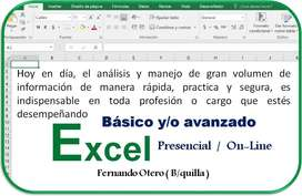 CLASES DE EXCEL