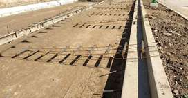 Canastillas pasajuntas para concreto, cortadoras rieles para pavimento,