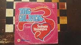 Disco de acetato antiguo de Tito Del Salto