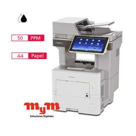 Impresora Multifunción Ricoh MP 501 SPF - Usada