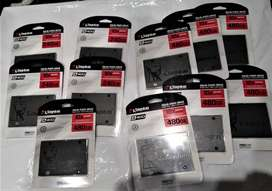 ssd disco de estado solido NUEVOS Kingston 240 gb 480 500