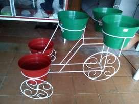 Materos en triciclo