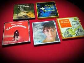 Colección de Discos de vinilo