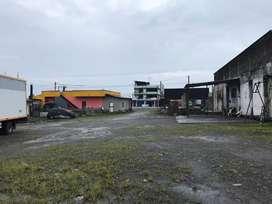 Vendo terreno con casa sector  Via Quevedo