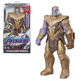 Avengers Endgame Titan Hero Marvel's Thanos - Hulk - War M