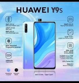 Huawei y9s 128 gb 6ram