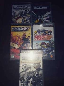 Juegos PSP SELLADOS