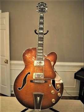 Guitarra Ibanez Af 86 Vls Inmaculada CON EST RÍGIDO PRECIO EN DOLARES