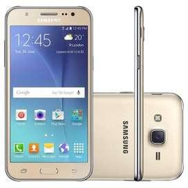 Samsung J5 Duos Dorado En Perfectas Condiciones