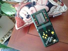 Juego Portátil Electrónico Brich Game 132 in 1 LCD Tetris ladrillo