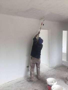 Realizamos trabajos en pintura soldadura y albañileria