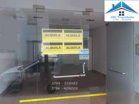 ALQUILO LOCAL COMERCIAL 4,5 x 10 mts.