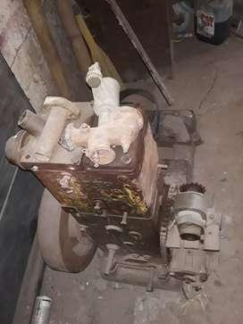 Motor lister antiguo