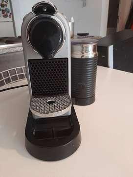 Cafetera Nespresso Citiz&milk