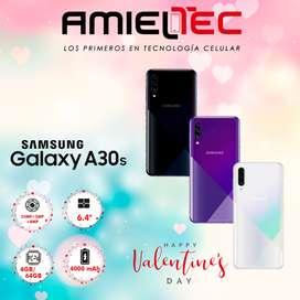 Samsung Galaxy A30S Nuevo, sellado, libre de fabrica,