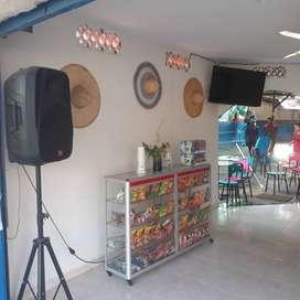 Arriendo Local Cra 20 #54-31 5x6 MtsFondo Frente Plaza Mercado